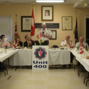 StoS7 -ON- Unit 400 National Day of Honour dinner2
