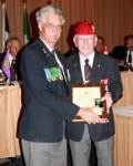 14.  Bob Milk, Lethbridge, Accepted by Don Yanke, Alberta Command.jpg