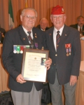 View the album American Legion Canadian Friendship Awards