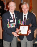 View the album Award of Merit / Order for Service / Life Membership Award